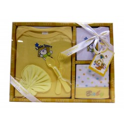 Elegant Kids 2000™ Gift of Love 6-piece Layette Set