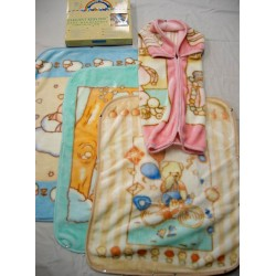 Elegant Kids 2000™ Baby Bag Wearable Blanket (Assorted)