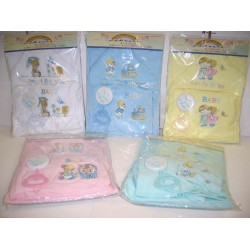 Elegant Kids 2000™ Baby Rope Set with Hooded Towel