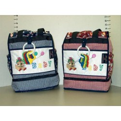 Elegant Kids 2000™ Medium Fabric Diaper Bag