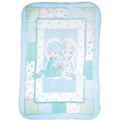 Precious Moments Sweet Dream Luxury Plush Throw Blanket (30 in. x 45 in.)