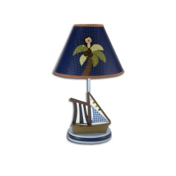 Nojo Ahoy Mate Lamp & shade