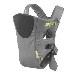 Breathe Vented Carrier, Grey (200-448)