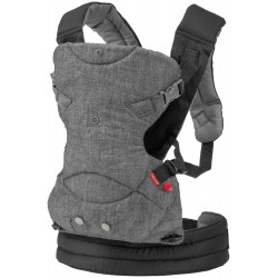 Fusion Flexible Position Baby Carrier, Grey (200-175)