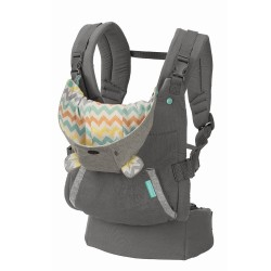 Cuddle Up Ergonomic Hoodie Carrier, Grey (200-192)