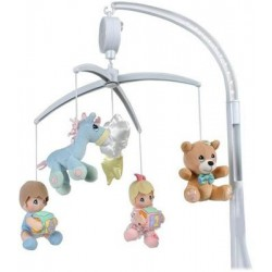 Precious Moments Musical Crib Mobile (3495PMI)