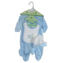 First Smiles™ 5-Piece Layette Starter Set (TCS-022)