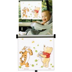 Disney Sincerely Pooh Adjust and Lock Car Window Sunshade (Y3357)
