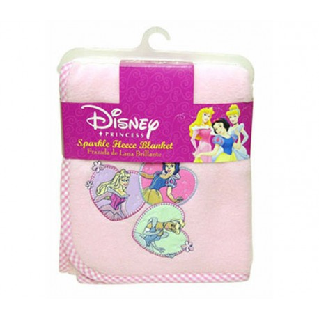Disney Princess Sparkle Fleece Blanket (1326436)