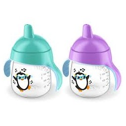 My Penguin Sippy Cup Mixed Color, 9oz, 1pk (SCF753/30)