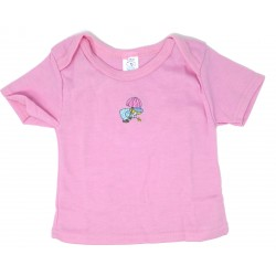 Elegant Kids 2000™ Baby Embroidered T-Shirts (S/M/L) (Dozen Pack)