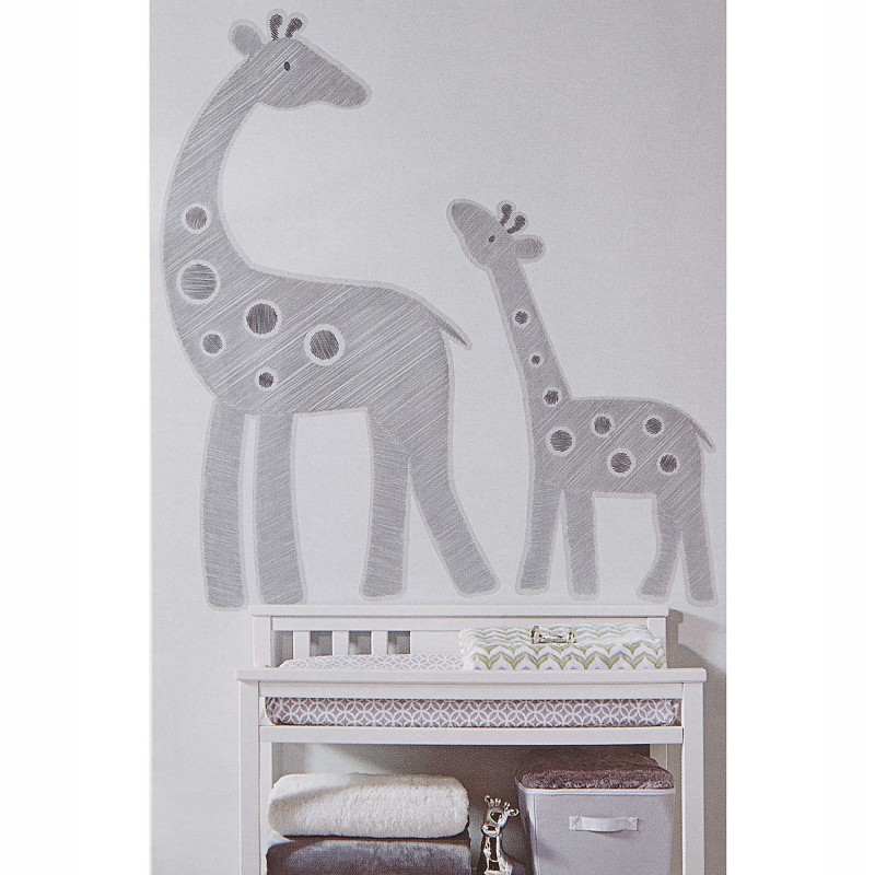 Wendy Bellissimo Mix Amp Match Giraffe Wall Decals The
